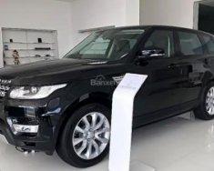 Bán xe LandRover Range Rover Sport HSE sản xuất 2017, màu đen, trắng xe giao ngay 0932222253 giá 5 tỷ 599 tr tại Tp.HCM