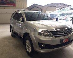 Cần bán xe Toyota Fortuner đời 2012, màu bạc  giá Giá thỏa thuận tại Tp.HCM
