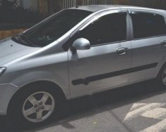 Bán xe Hyundai Getz 1.6AT đời 2008, màu bạc, xe nhập  giá 232 triệu tại Đà Nẵng