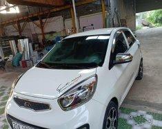 Cần bán xe Kia Morning S AT sản xuất 2015, màu trắng xe gia đình, 332 triệu giá 332 triệu tại Thái Nguyên