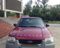 Bán ô tô Ford Escape năm sản xuất 2002, màu đỏ, 152 triệu giá 152 triệu tại Phú Thọ