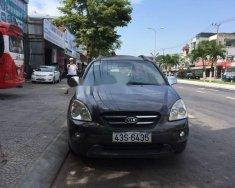 Bán xe Kia Carens đời 2008, màu đen chính chủ, giá 320tr giá 320 triệu tại Đà Nẵng