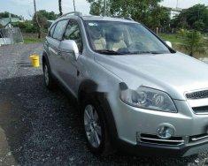 Bán Chevrolet Captiva MAXX sản xuất 2010, màu bạc, giá 380tr giá 380 triệu tại Tp.HCM
