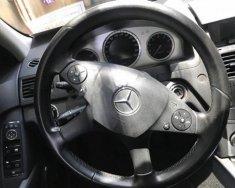 Cần bán lại xe Mercedes C230 Avantgarde sản xuất 2009, màu đen giá 458 triệu tại Quảng Ninh