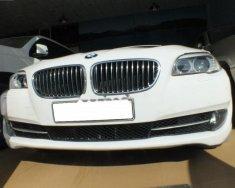 Bán ô tô BMW 5 Series 520i sản xuất năm 2013, màu trắng, nhập khẩu nguyên chiếc số tự động giá 1 tỷ 120 tr tại Hà Nội