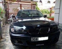 Cần bán lại xe BMW 3 Series sản xuất năm 2004, màu đen chính chủ, giá tốt giá 245 triệu tại Thanh Hóa