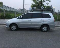 Tôi muốn bán xe Toyota Innova 2.0G màu bạc, sx cuối 2011, chính chủ từ đầu. LH: 0931758937 giá 425 triệu tại Hà Nội