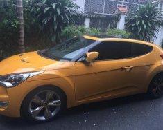 Cần bán gấp Hyundai Veloster đời 2011, màu vàng, xe nhập số tự động giá cạnh tranh giá 480 triệu tại Tp.HCM