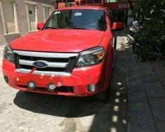 Cần bán xe Ford Ranger đời 2010, màu đỏ, nhập khẩu, giá 390tr giá 390 triệu tại Tp.HCM