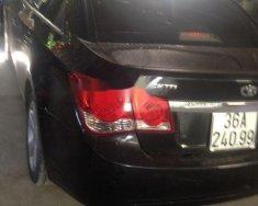Cần bán gấp Daewoo Lacetti đời 2010, màu đen giá 290 triệu tại Thanh Hóa