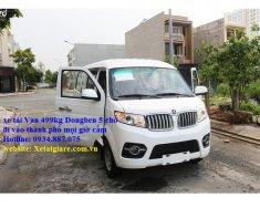 Bán xe tải Van 499kg Dongben 5 chỗ ngồi, đi vào thành phố như ô tô con giá 290 triệu tại Tp.HCM
