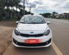 Bán xe Kia Rio năm 2016, màu trắng, nhập khẩu số tự động giá cạnh tranh giá 496 triệu tại Bình Dương