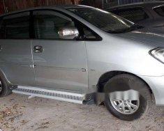 Cần bán xe Toyota Innova 2008, màu bạc giá Giá thỏa thuận tại Tp.HCM
