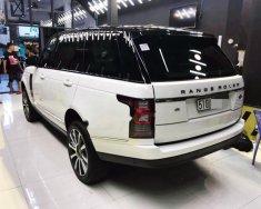 Cần bán gấp LandRover Range Rover Hse 3.0 sản xuất năm 2014, màu trắng giá 4 tỷ 650 tr tại Tp.HCM