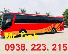 Bán xe khách 45-47 chỗ Thaco máy lớn 375, động cơ Weichai mới nhất E4 2018 giá 2 tỷ 970 tr tại Tp.HCM