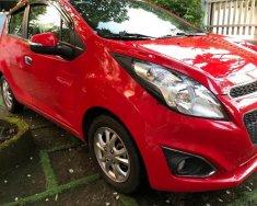 Cần bán Chevrolet Spark 2014, màu đỏ, nhập khẩu nguyên chiếc giá 285 triệu tại Đồng Nai