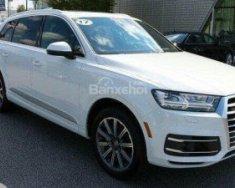 Cần bán xe Audi Q7 đời 2016, màu trắng, nhập khẩu nguyên chiếc giá 3 tỷ 670 tr tại Hà Nội