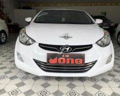 Cần bán xe Hyundai Elantra GLS 1.8MT năm sản xuất 2013, màu trắng, nhập khẩu   giá 435 triệu tại Lâm Đồng