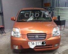 Bán Kia Morning đời 2004, màu cam giá 170 triệu tại Đà Nẵng