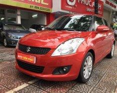 Bán ô tô Suzuki Swift 1.4AT năm sản xuất 2014, màu đỏ số tự động giá 425 triệu tại Hà Nội