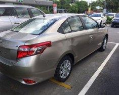Bán Toyota Vios 2018, màu vàng cát giá Giá thỏa thuận tại Hà Nội