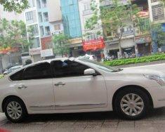 Cần bán xe Nissan Teana 2.0 AT sản xuất năm 2011, màu trắng, xe nhập xe gia đình  giá 500 triệu tại Hà Nội