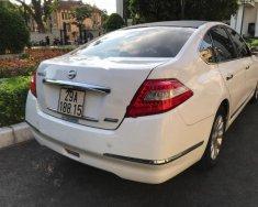 Cần bán xe Nissan Teana 2.0 AT năm sản xuất 2011, màu trắng, nhập khẩu nguyên chiếc chính chủ giá 570 triệu tại Hà Nội