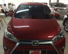 Bán xe Toyota Yaris 1.3AT sản xuất năm 2014, màu đỏ   giá Giá thỏa thuận tại Tp.HCM