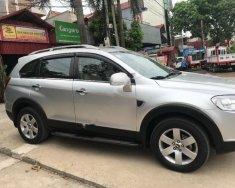 Cần bán lại xe Chevrolet Captiva LTZ sản xuất 2007, màu bạc  giá 305 triệu tại Hà Nội
