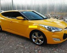 Chính chủ _Bán xe Hyundai Veloster 1.6 AT sản xuất 2011, màu vàng, nhập khẩu giá 480 triệu tại Tp.HCM