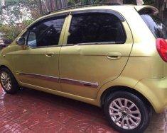 Bán Chevrolet Spark Van 0.8 sản xuất 2010, màu vàng, nhập khẩu nguyên chiếc số tự động giá 158 triệu tại Tp.HCM