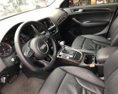 Bán Audi Q5 2.0 năm 2014, màu đỏ, xe nhập giá 1 tỷ 460 tr tại Hà Nội