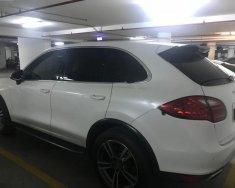 Bán xe Porsche Cayenne sản xuất năm 2011, màu trắng, nhập khẩu giá 1 tỷ 999 tr tại Hà Nội