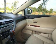 Cần bán gấp Lexus RX 350 năm sản xuất 2010, màu trắng, xe nhập giá 1 tỷ 650 tr tại Hà Nội