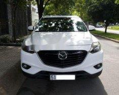 Cần bán Mazda CX 9 đời 2015, màu trắng giá 1 tỷ 250 tr tại Tp.HCM