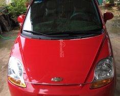 Bán xe ô tô Chevrolet Spark LX sản xuất 2011, màu đỏ giá 180 triệu tại Bình Phước