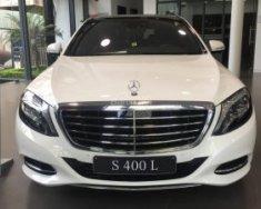 Bán Mercedes S400L đời 2017, màu trắng giá 3 tỷ 700 tr tại Hà Nội