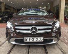 Bán Mercedes GLA200 đời 2016, màu nâu, nhập khẩu giá 1 tỷ 130 tr tại Hà Nội
