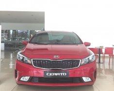 Bán Kia Cerato 1.6 AT đời 2018, màu đỏ, giá chỉ 589 triệu giá 589 triệu tại Hà Nội