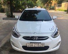 Cần bán gấp Hyundai Accent 1.4 MT năm sản xuất 2016, màu trắng, nhập khẩu  giá 456 triệu tại Thái Nguyên