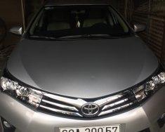 Bán Toyota Corolla altis G sản xuất 2017, màu bạc còn mới, giá 700tr giá 700 triệu tại Đồng Nai