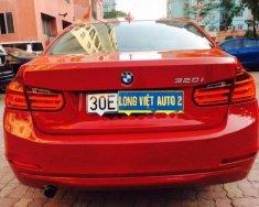 Bán ô tô BMW 3 Series 320i sản xuất năm 2014, màu đỏ, xe nhập giá 899 triệu tại Hà Nội