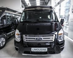 Cần bán Ford Transit Limousine VIP 2018, màu đen giá 1 tỷ 195 tr tại Tp.HCM