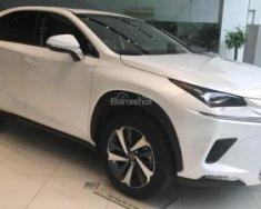 Bán xe Lexus NX năm 2018, màu trắng, nhập khẩu nguyên chiếc giá 2 tỷ 438 tr tại Tp.HCM