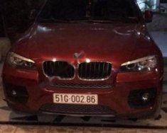 Cần bán xe BMW X6 năm 2009, màu đỏ, xe nhập giá cạnh tranh giá 846 triệu tại Tp.HCM