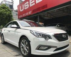 Bán Hyundai Sonata 2.0AT đời 2015, màu trắng, nhập khẩu còn mới, 780tr giá 780 triệu tại Hà Nội