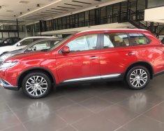 Bán Mitsubishi Outlander 2.0 CVT năm sản xuất 2018, màu đỏ, giá tốt giá 823 triệu tại Hà Nội