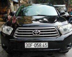 Bán ô tô Toyota Highlander máy 2.7, số 6 cấp giá 920 triệu tại Hà Nội