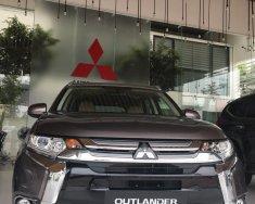 Cần bán Mitsubishi Outlander 2.0 CVT sản xuất 2018, màu nâu giá 823 triệu tại Hà Nội