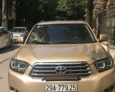 Em bán Toyota Highlander bản full 3.5 lit, xe rất đẹp ko lỗi lầm giá 780 triệu tại Hà Nội